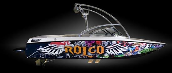 Rolco Boats Tsunami Inboard Ski Amp Wakeboard Boats